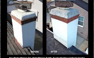 chimney roof leak repair, curb appeal, home maintenance repairs, roofing