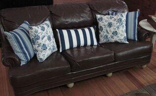 assembly line throw pillows, crafts, home decor