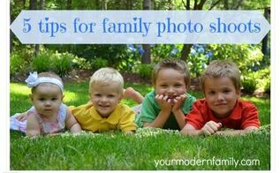 5 tips for family photo shoots with kids or grandkids, 5 tips for family photo shoots