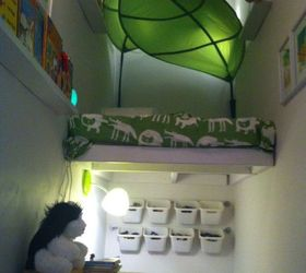 Closet Transformation To Childs Or Kids Bedroom Play Room With Ikea, Bedroom  Ideas, Closet