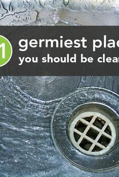 the 21 germiest places you should be cleaning, cleaning tips, go green