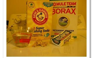 homemade liquid laundry soap fabric softener, cleaning tips