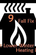 9 fall fix ups that lower your winter heating bill, home maintenance repairs, I m listing some of the ways I seal up outside air leaks to prep the house for winter here For more detailed information follow the link to my blog post