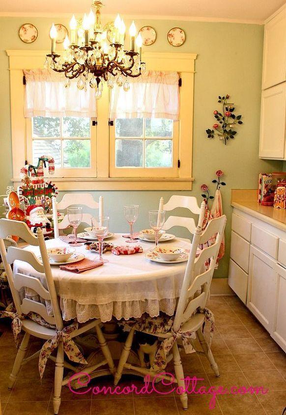 Holiday House Tour Kitchen Hometalk