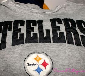 pittsburgh steelers football themed tv mancave basement ideas seasonal holiday decor there are
