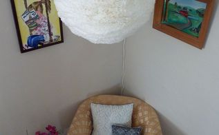 inexpensive diy pendant lamp tutorial, diy, home decor, how to, lighting