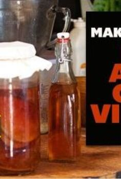 make your own raw apple cider vinegar, cleaning tips, homesteading