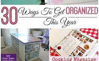 home organization ideas, organizing