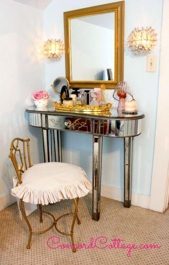 Vanity Chair Makeover | Hometalk
