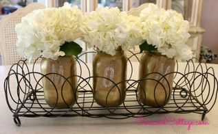 easy mother s day flowers great gift idea, crafts, mason jars