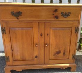 Exceptional Country Pine Commode Before After, Chalk Paint, Home Decor, Painted  Furniture