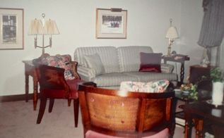 surprise reno for my parents 50th anniversary, dining room ideas, painting