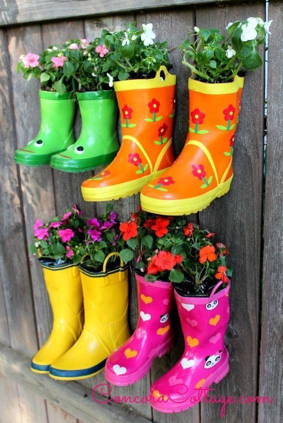Garden Rain Boots - Boot 2017