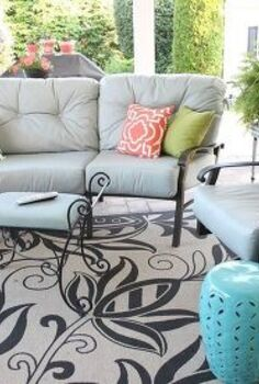 our patio is an outdoor room that we love a chill out space, outdoor living, patio