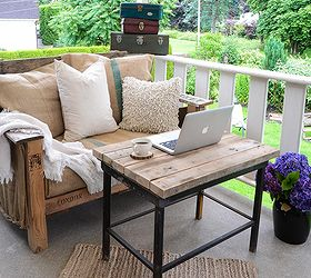 An Instant Solid Wood 2x4 Tabletop That Lured Me Away From My Work, Outdoor  Furniture