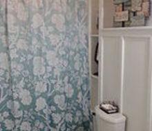 upstairs bath finally done, bathroom ideas, diy, home improvement