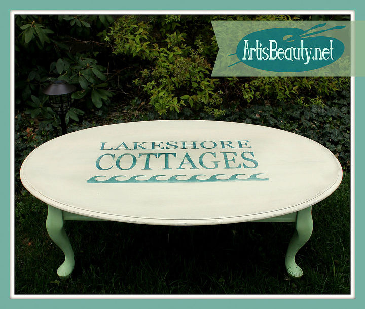 Big Lots Coffee Table Turned Lake Shore Cottage Coffee Table - Big lots coffee table