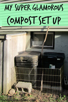 easy diy compost solution gardenfeature, composting, go green