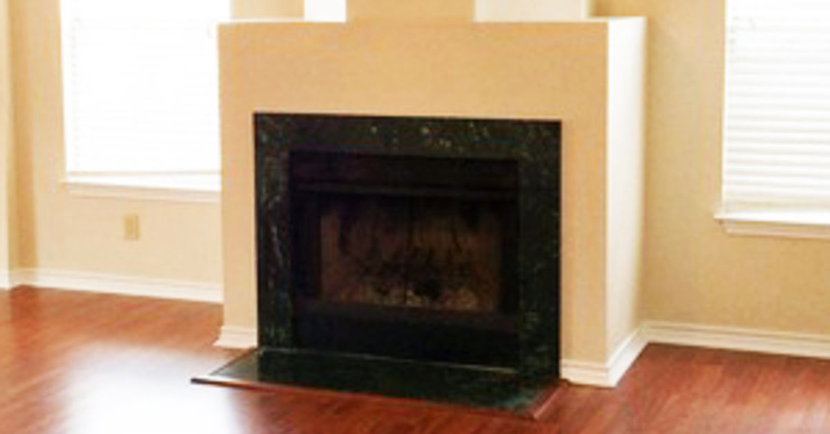 My Fireplace Is Green Granite And I Don 39 T Like It Can I
