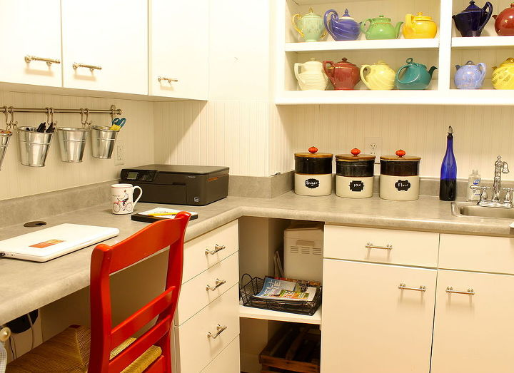 Organizing Shared Kitchen and Office  Hometalk
