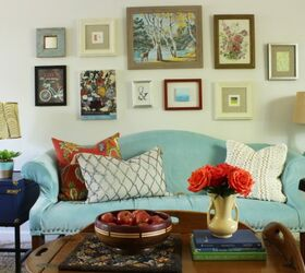 Vintage Eclectic Living Room Decorate Affordable, Home Decor, Living Room  Ideas, After