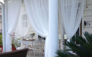 screened porch diy, outdoor furniture, outdoor living, porches