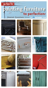 Furniture Painting Ideas Techniques