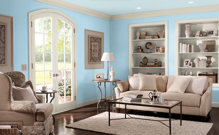 Behr Paint Colors Ideas Dining Room Painting
