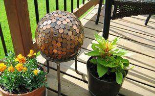 Garden Decor Garden Orbs in Gardening Hometalk