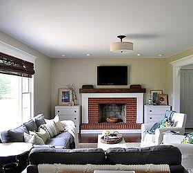 Living Room Makeover Home Renovation Home Decor Living Room Ideas