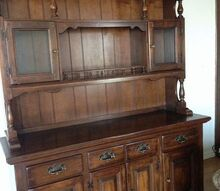 china cabinet, kitchen cabinets, painted furniture