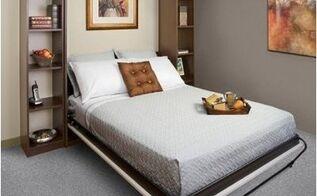 murphy beds space saving, bedroom ideas, storage ideas