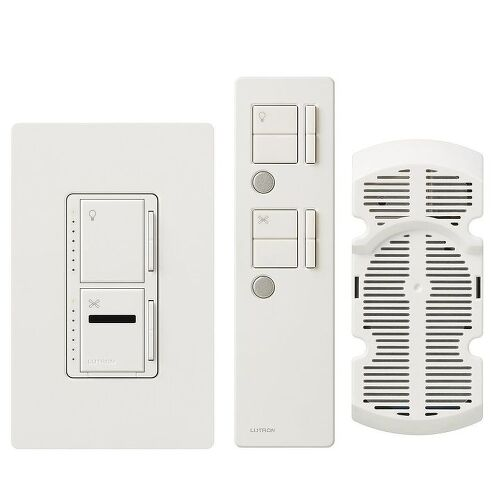 Electrical Difference Of 2 Lutron Ceiling Fan Light Switch