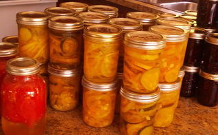 canning gardening tips wood fire, homesteading