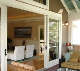 Patio Door Makeover High End Affordable, Diy, Doors, Outdoor Living,  Painting,
