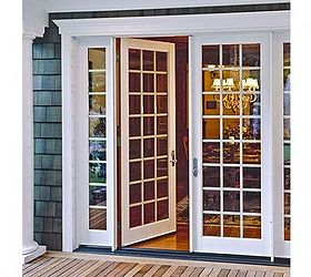 Attractive Patio Door Makeover High End Affordable, Diy, Doors, Outdoor Living,  Painting,