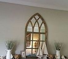summerry mantle 2014, fireplaces mantels, home decor, seasonal holiday decor