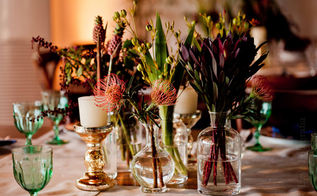 seu arranjo lindo no inverno beautiful autumn flowers, flowers, home decor
