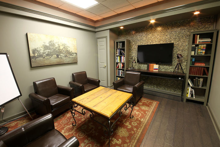 Custom wall mosaic tile redo  living room ideas  tiling  wall decorCustom Wall Mosaic Tile   Hometalk. Redo Living Room. Home Design Ideas