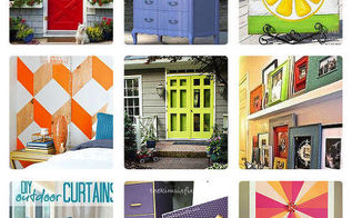 hometalk be bold with color, bedroom ideas, paint colors, painted furniture, painting