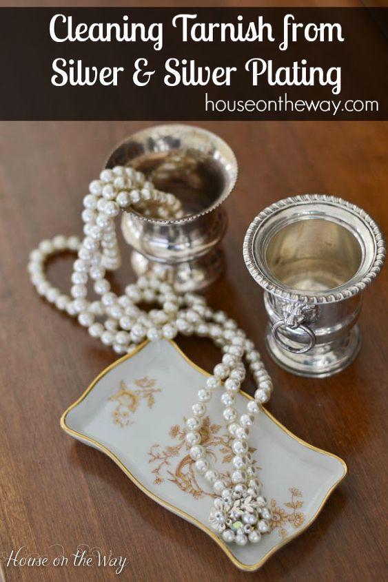 how to clean tarnished silver hometalk. Black Bedroom Furniture Sets. Home Design Ideas