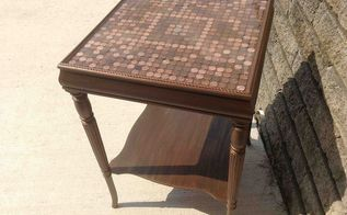 the lincoln table, repurposing upcycling