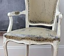 painted furniture vinyl chair, how to, painted furniture