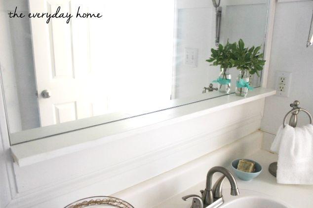 Master Bathroom Fresh Makeover On A Budget Hometalk