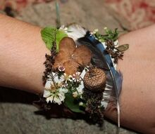 how to make duct tape nature bracelets, crafts