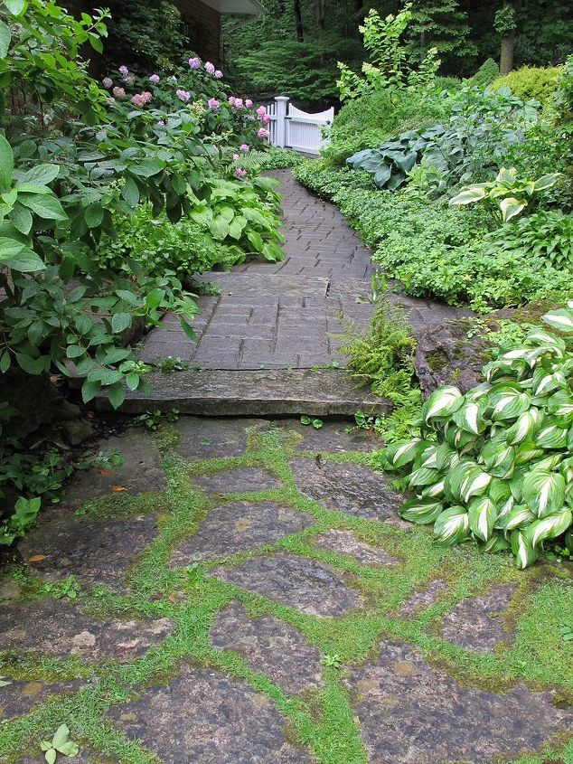 Garden tour in canadian backyard hometalk for Garden design ideas canada