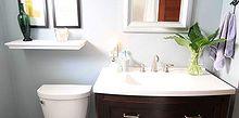 small bath remodels master redo, bathroom ideas, home decor, small bathroom ideas