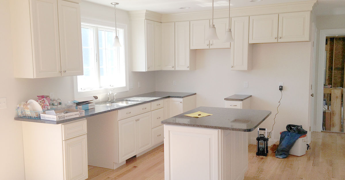 kitchen backsplash redo clean home improvement kitchen design tiling