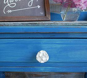 Chalk Paint Table Pallet Custom Blue, Chalk Paint, Painted Furniture,  Pallet, Repurposing