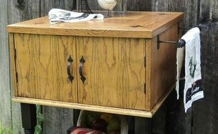 kitchen island coffee table repurpose, kitchen island, painted furniture, repurposing upcycling